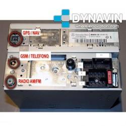 ANTENA GPS 28dBi MAGNETICA: CONECTOR GT-5