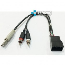 CONECTOR USB Y AUXILIAR - INTERFACE PARA SSANG YONG