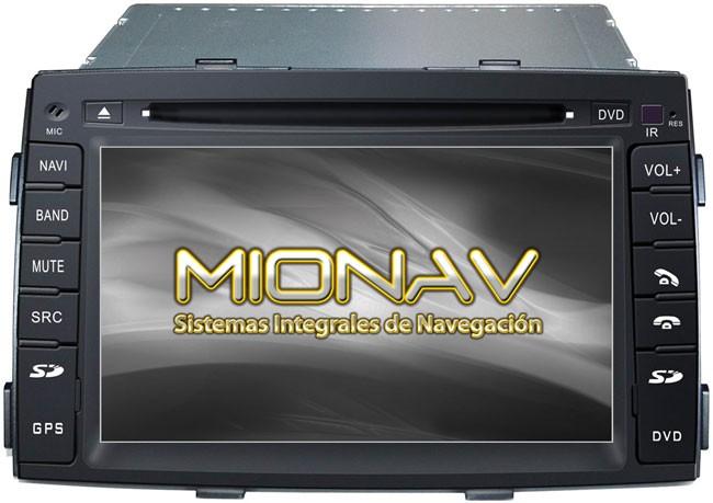 KIA SORENTO (+2009) - MIONAV II