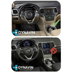 JEEP GRAND CHEROKEE (+2014) - MIONAV II