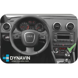 AUDI A3 8P (2003-2013) - ANDROID