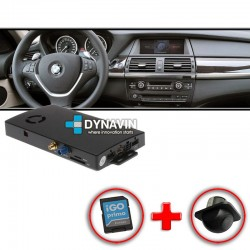 "NUEVO INTERFACE DYNAVIN N6 BMW CCC PARA 6,5"" Y 8,8"" CON IDRIVE"