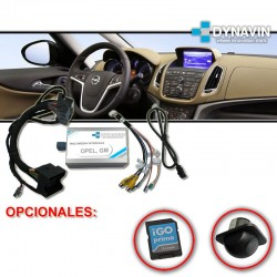 OPEL ASTRA, INSIGNIA, ZAFIRA... - INTERFACE MULTIMEDIA