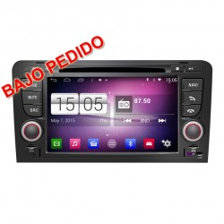 AUDI A3 8P (2003-2013) - MIONAV II ANDROID