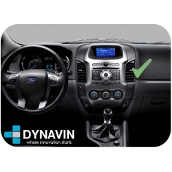 FORD RANGER (T6 +2012) - MIONAV II ANDROID