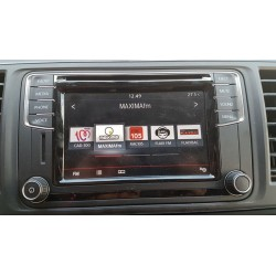 VW, SEAT Y SKODA - INTERFACE CAMARA TRASERA