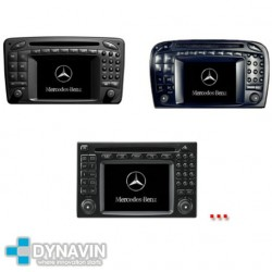 MERCEDES COMAND 2.0 (4:3) y COMAND APS CD (16:9)  - INTERFACE ENTRADA DE VÍDEO