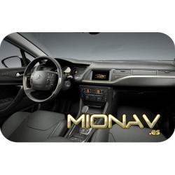 CITROEN C5 (NO EU +2007) - MIONAV II