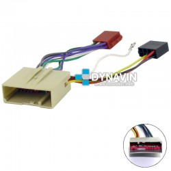FORD, LAND ROVER - CONECTOR ISO UNIVERSAL