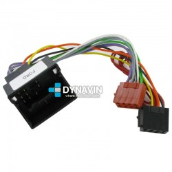 FORD QUADLOCK (12V ACC AEREO) - CONECTOR ISO UNIVERSAL