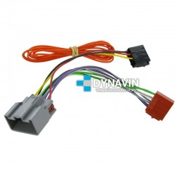 FORD FIESTA (2008-2010), LAND ROVER - CONECTOR ISO UNIVERSAL