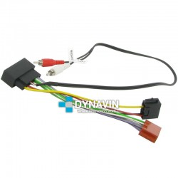 FORD, OPEL - CONECTOR ISO UNIVERSAL