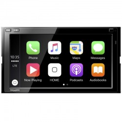 "2DIN 6,8"" UNIVERSAL - CAR PLAY, ANDROID AUTO. RADIO, USB, BLUETOOTH"