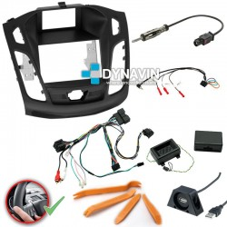 FORD FOCUS (2016) - 2DIN KIT RADIO UNIVERSAL
