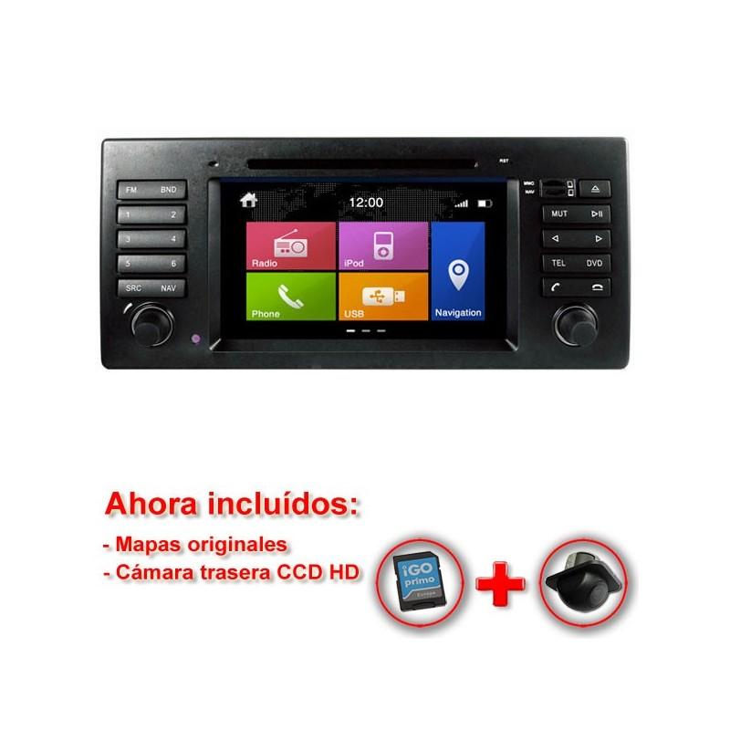 OEM bmw sintonizador de TV Bmw mk1 mk2 mk3 mk4 calculadora Av Interface Audio Video adaptador m
