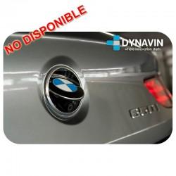 BMW600. BMW SERIE 1, BMW SERIE 6 - EMBLEMA MOTORIZADO. CÁMARA TRASERA OCULTA A TODO COLOR