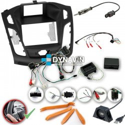 FORD FOCUS (+2011) - 2DIN KIT RADIO UNIVERSAL