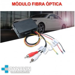 MOST SYSTEM FIBRA OPTICA, BOSE, HARMAN KARDON, LOGIC 7 - INTERFACE AMPLIFICADOR DE ORIGEN
