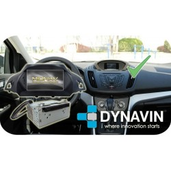 FORD KUGA (+2012), FORD C-MAX (+2010) - MIONAV II ANDROID