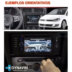 OPEL ASTRA (+2015) - INTERFACE MANDOS DEL VOLANTE, E INFORMACION ORIGEN EN PANTALLA
