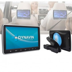 "PANTALLA 10,1"" HD, HDMI, CD, DVD, USB, SD - LCD DIGITAL CABECEROS CON SEGURIDAD ACTIVA"