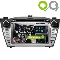 HYUNDAI ix35 - CAR PLAY & ANDROID AUTO 8-CORE