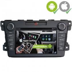 MAZDA CX7 (+2009) - CAR PLAY & ANDROID AUTO 8-CORE