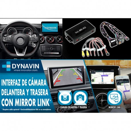 MERCEDES NTG4 5 CT, CF, HDMI MIRROR LINK ANDROID, IPHONE