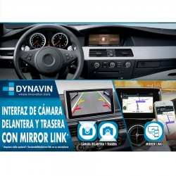BMW CCC CT, CF, HDMI MIRROR LINK ANDROID, IPHONE
