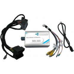 MERCEDES BENZ 4PIN NTG5.0 - VIDEO INTERFACE