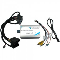 AUDI MMI 3G - INTERFACE MULTIMEDIA DYNALINK