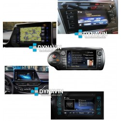 TOYOTA TOUCH 2, TOUCH AND GO 2, PLUS 2, ENTUNE AUDIO (+2014) - INTERFACE ENTRADA DE VIDEO MULTIMEDIA