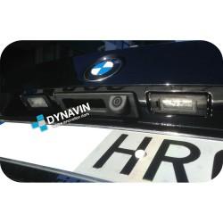 BMW110. BMW SERIE 1 F20, SERIE 3 F30, SERIE 5 F10... - CÁMARA TRASERA CON LINEAS GUIA PARA MANETA DE APERTURA DE MALETERO