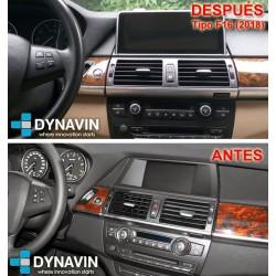 BMW X5 E70, BMW X6 E71 (+2007)