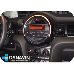 MINI F55, F56 (+2014) - 2DIN KIT RADIO UNIVERSAL