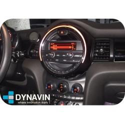 MINI F55, F56 (+2014) - 2DIN KIT RADIO UNIVERSAL