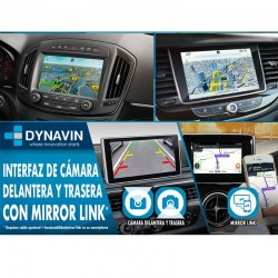 "OPEL NAVI 900 INTELLILINK 8"" CT, CF, HDMI MIRROR LINK ANDROID, IPHONE"