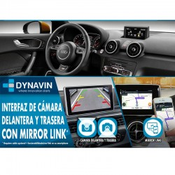 AUDI A1 8X (+2011) CT, CF, HDMI MIRROR LINK ANDROID, IPHONE