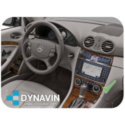 MB CLASE C W203 / CLC SPORTCOUPE - ANDROID