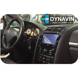 PEUGEOT 407 - ANDROID