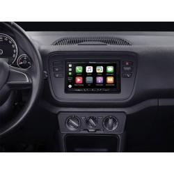 VW UP, SEAT Mii, SKODA CITIGO (+2011) - MARCO ADAPTADOR 2DIN