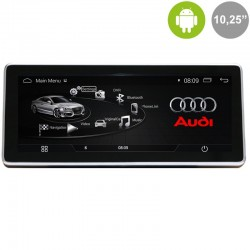 AUDI A4, A5, Q5 (MMI 3G) - ANDROID 10,25""