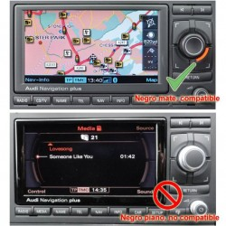 RNS-E - AUDI NAVI PLUS 16:9 - INTERFACE CAMARA TRASERA