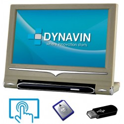 "PANTALLA TÁCTIL 9"" HD, USB, SD. DIGITAL CABECEROS CON SEGURIDAD ACTIVA"