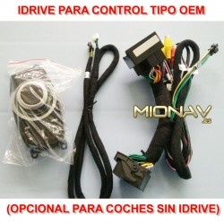 MANDO CONTROL IDRIVE PARA RADIO OEM BMW X1 E84 (2009-2015)