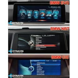 BMW SERIE F CIC, NBT, EVO ACTIVADOR OBD - VIDEO MOVIMIENTO