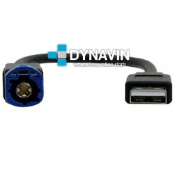 CONECTOR USB - INTERFACE PARA TOYOTA, CITROEN, PEUGEOT