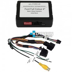 "FORD 4"" FULL COLOUR - INTERFACE PARA CAMARA TRASERA"