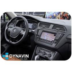 VW TIGUAN (+2016) - MEGANDROID
