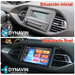 PEUGEOT 308 (+2016) - ANDROID